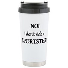 girlssportster Ceramic Travel Mug