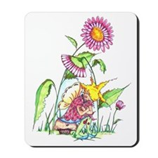 praying faerie Mousepad