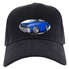 1970-74 Duster Blue Car Baseball Hat