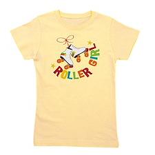Roller Skate Girl Girl's Tee