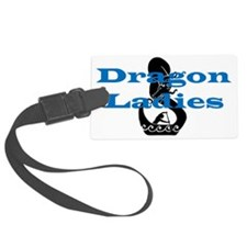 DL Luggage Tag