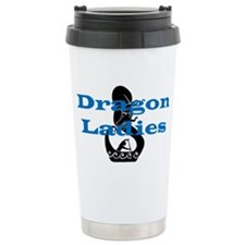 DL Ceramic Travel Mug