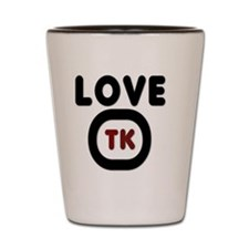 love_otk Shot Glass