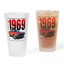 69GT500-4 Drinking Glass