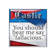 castle Square Sticker 3