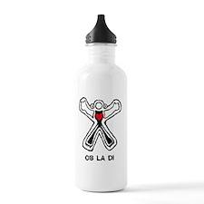 man solo Water Bottle