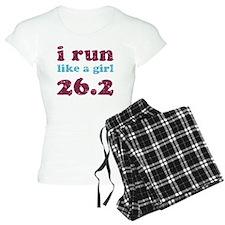 26run_sticker Pajamas