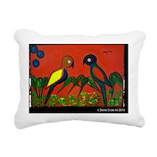 prettypair Rectangular Canvas Pillow