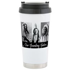 real founders Ceramic Travel Mug