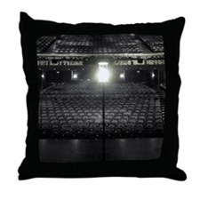 Ghost Light Throw Pillow