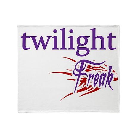 freak Throw Blanket