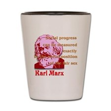 karl_marx_women_2 Shot Glass