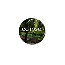 Eclipse Hidden Wolfes Mini Button