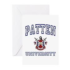 PATTEN University Greeting Cards (Pk of 10)