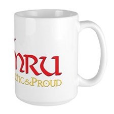CelticProud_cymrudraig_T10x10 Mug