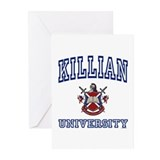 KILLIAN University Greeting Cards (Pk of 10)
