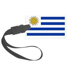 Flag_of_Uruguay  2222222 Luggage Tag