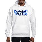 KawasakiTrax.com Logo Hooded Sweatshirt