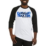 KawasakiTrax.com Logo Baseball Jersey