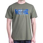KawasakiTrax.com Logo Dark T-Shirt