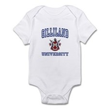 GILLILAND University Infant Bodysuit