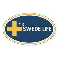 Swede Life Stickers