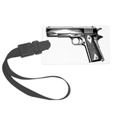 Colt 1911 Luggage Tag