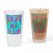 day clean Drinking Glass