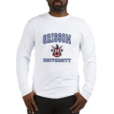 GRISSOM University Long Sleeve T-Shirt