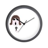 Chibi Singer Wall Clock