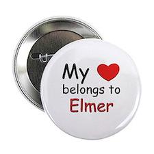 My heart belongs to elmer Button