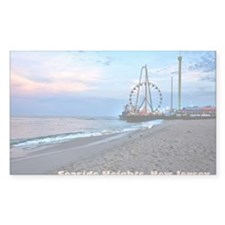 Seaside Heights Ferris Wheel Decal