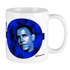 Support Peace Elect Obama Coffee Mug
