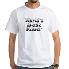 WORLDS BEST Kisser Shirt