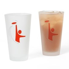 ultimate graphic Drinking Glass
