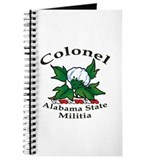 Alabama State Militia Colonel's Journal
