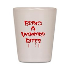 Vampire Shot Glass