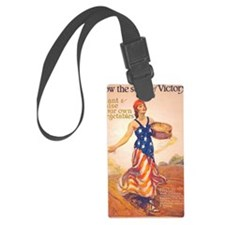 Sow Seeds Luggage Tag