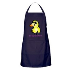 Duck (strait forward) 7 Apron (dark)