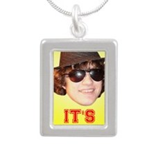 Craig 3 Silver Portrait Necklace