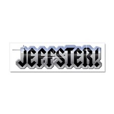 jeffster Car Magnet 10 x 3