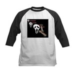 ghost ride the whip Kids Baseball Jersey