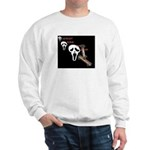 ghost ride the whip Sweatshirt