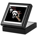 ghost ride the whip Keepsake Box