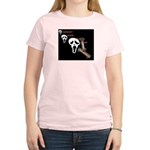 ghost ride the whip Women's Pink T-Shirt