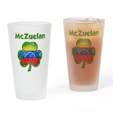 McZuelan distressed both Drinking Glass