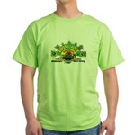 ROOTS ROCK REGGAE Green T-Shirt