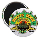 ROOTS ROCK REGGAE Magnet