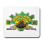 ROOTS ROCK REGGAE Mousepad 