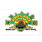 ROOTS ROCK REGGAE Postcards (Package of 8)